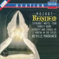Mozart: Requiem | Marriner, Cotrubas, Watts, Tear, et al