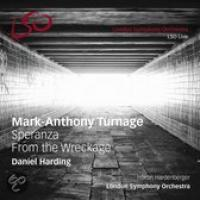 TURNAGE: SPERANZA & FROM THE WRECKA | HARDING, DANIEL | LONDON SYMPHONY O