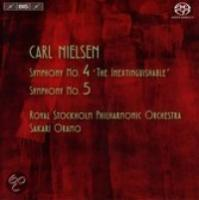 Nielsen: Symphonies Nos 4 And 5