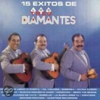 15 Exitos de los Tres Diamantes: Versiones Originales