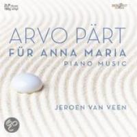 Arvo Part; Fur Anna Maria