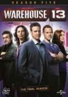 Warehouse 13  Seizoen 5