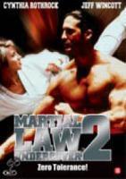 Martial Law 2  Undercover
