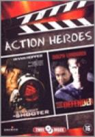 Action Heroes: Straight Shooter, The Defender