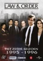 Law & Order  Seizoen 6 (6DVD)