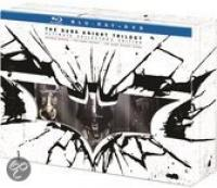The Dark Knight Trilogy  Ultimate Collector's Edition (Bluray + Dvd)