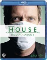 House M.D.  Seizoen 4 (Bluray)