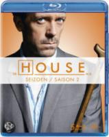 House M.D.  Seizoen 2 (Bluray)