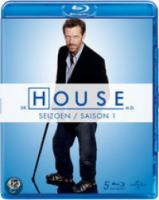 House M.D.  Seizoen 1 (Bluray)