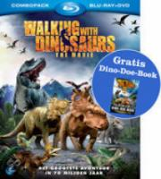 Walking With Dinosaurs: The Movie (Bluray+Dvd Combopack)