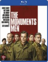 The Monuments Men (Bluray)