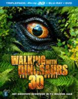 Walking With Dinosaurs: The Movie (3D+2D Bluray+Dvd)