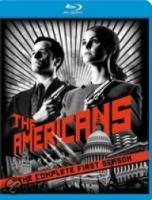 The Americans  Seizoen 1 (Bluray)