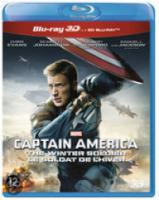 Captain America: The Winter Soldier (3D Bluray)