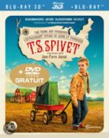 The Young And Prodigious T.S. Spivet (3D & 2D Bluray)