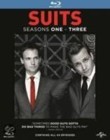 Suits  Seizoen 1 t|m 3 (Bluray)