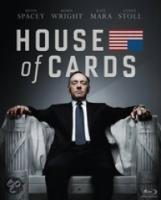 House Of Cards (USA)  Seizoen 1 (Bluray)