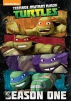 Teenage Mutant Ninja Turtles  Seizoen 1