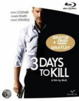 3 Days To Kill (Bluray)