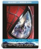 Amazing SpiderMan 2 (Bluray) (Exclusive Steelbook Edition)