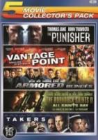 Punisher|Vantage Point|Armored|Boondock Saints Ii  All Saints Day|Takers