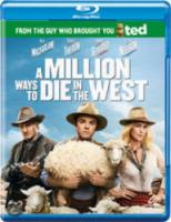 A Million Ways To Die In The West (Bluray)