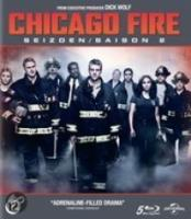 Chicago Fire  Seizoen 2 (Bluray)