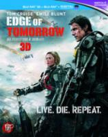 Edge of Tomorrow (3D & 2D Bluray)