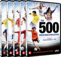 500 Great Goals (5dvd bundel)