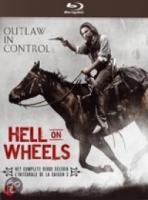 Hell On Wheels  Seizoen 3 (Bluray)
