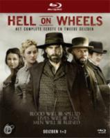 Hell On Wheels  Seizoen 1 & 2 (Bluray)