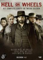Hell On Wheels  Seizoen 1 & 2