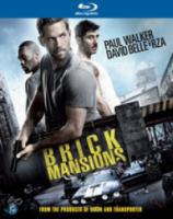 Brick Mansions (Bluray)
