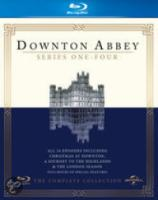 Downton Abbey  Seizoen 1 t|m 4 (Bluray)