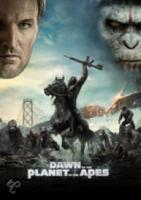Dawn of the Planet of the Apes (3D Bluray)