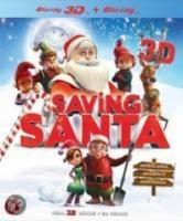 Saving Santa (Bluray)