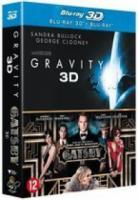 Gravity & The Great Gatsby (3D & 2D Bluray)