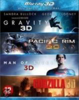 Blockbusters Collection (3D & 2D Bluray)