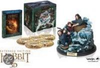 The Hobbit 2: The Desolation of Smaug (Extended Edition)  Limited Giftset (3D & 2D Bluray)