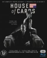 House Of Cards (USA)  Seizoen 2 (Bluray)