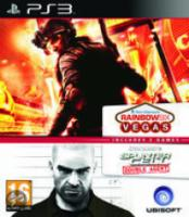 Splinter Cell: Double Agent + Rainbow Six: Vegas 2