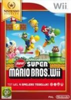 New Super Mario Bros. Wii  Nintendo Selects
