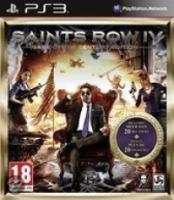 Saint's Row 4 (Game of the Century Edition)  PS3