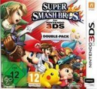 Super Smash Bros 3DS Double Pack