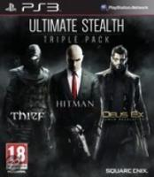 Ultimate Stealth Triple Pack (Thief | Hitman Absolution | DeusEx, Human Revolution)  PS3