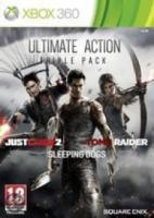 Ultimate Action Triple Pack (Tomb Raider | Just  Cause 2 | Sleeping Dogs)  Xbox 360
