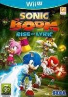 Sonic Boom, Rise of Lyric  Wii U