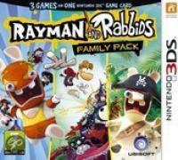 Rayman and Rabbids Family Pack  3DS
