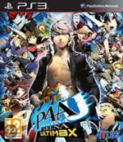 Persona 4: Arena Ultimax
