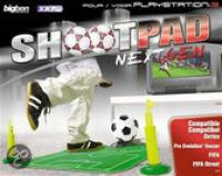Multi Shootpad  Voetbal Simulator